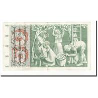 Suisse, 50 Franken, KM:48c, 1963-03-28, TTB - Suiza