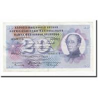 Suisse, 20 Franken, 1963, KM:46j, 1963-03-28, TB - Suiza