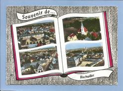 Bischwiller (67) Groupe Scolaire (école) Le Temple La Mairie Et Vue Générale Collège Technique 2 Scans 13/08/1964 Livre - Bischwiller