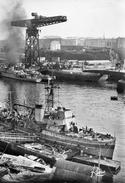 """CPA """"1036 Brest Le Port De Gerre - Brest"""