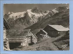 Environs De La Grave (05) En Montant Du Plateau D'Emparis Bec De L'Homme La Meije Et Le Rateau 2 Scans 12/06/1954 Figaro - France