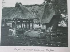Chaumières Normandes Saint-hippolyte Préaux Vauville Vasouy Equemanville Vannecrocq Tourgeville  Fierville  Gonneville - France