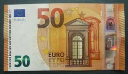 Banknoten, EURO, 2017, 50 Euro, PB 4260417235, (P004A4) - EURO