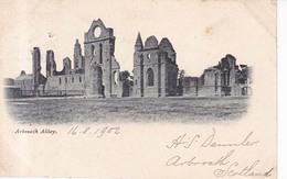 Arbroath Abbey    1902 - Angus