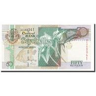 Seychelles, 50 Rupees, Undated (1998), KM:38, SPL+ - Seychelles