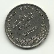 1993 - Croazia 2 Kune, - Croazia