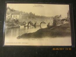 "Cpa DINAN (22) Le Vieux Pont  ""avt 1903"" - Dinan"