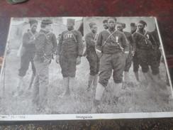1914- Sénégalais - Voir Photos - War 1914-18