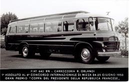 Italie AUTOBUS, Photo Fiat - Italie