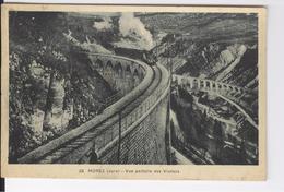 CPAS Morez Vue Partielle Des Viaducs 1934 - Morez