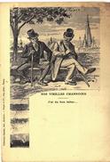 Carte Postale Ancienne De TABAC - Tabac