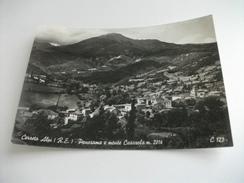 APPENNINO REGGIANO PANORAMA E MONTE CASAROLA CERRETO ALPI REGGIO EMILIA - Reggio Emilia