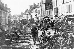 Militaria WW1 -  Villers-Cotterêts - Matériels Pris à L'ennemi - 1914-18