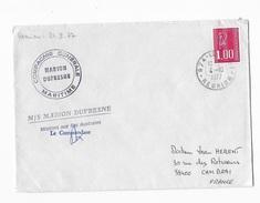 Marion Dufresne Missions Aux Iles Australes - Cartas