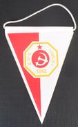 RNK SPLIT, CROATIA, FOOTBALL CLUB, CALCIO OLD PENNANT - Uniformes Recordatorios & Misc