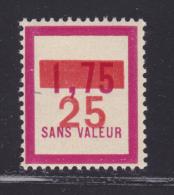 FRANCE FICTIF N°  F66 ** MNH Neuf Sans Charnière, TB - Phantomausgaben