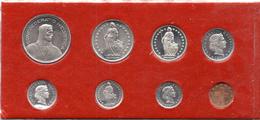 8988 Schweiz, Helvetia, Siusse,  Münzsatz Proof 1977, Auflage 7.030 Stück - Schweiz