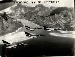 PHOTO - Photo De Presse - AVIATION - Etendard IVM - Avions Militaires - Aviation