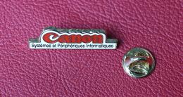 Canon Systèmes Et Périphériques Informatiques Succes - Marcas Registradas