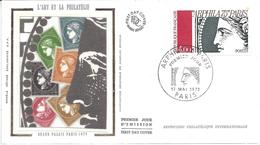 ENVELOPPE 1er JOUR - FDC - N° 1833 - ARPHILA - CERES - 1970-1979