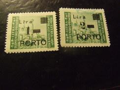 ISTRIA 1946 SEGNATASSE NUOVO* - Yugoslavian Occ.: Istria