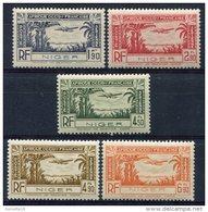 Niger                        PA  1/5  * - Niger (1921-1944)