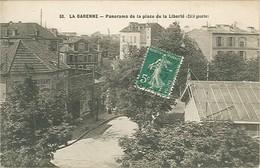 La Garenne Colombes - ? 53 - Panorama De La Place De La Liberté - La Garenne Colombes