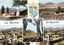 26-LA ROCHE-SAINT-SECRET- MULTIVUES - Autres Communes