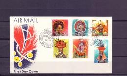 Papua New Guinea - FDC - Port Moresby  29/3/78   (RM12271) - Kostums
