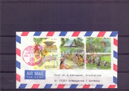Micronesia -  Colonia  1/7/1996  (RM12298) - Cultures