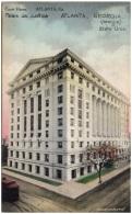 GA - ATLANTA - Court House   (Recto/Verso) - Atlanta