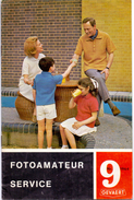 Magazine - Tijdschrift Fotografie Foto Amateur Service - Pub Reclame - Gevaert Mortsel Antwerpen 9/ 1964 - Pratique