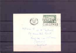 Trinidad & Tobago -  Port Of Spain 21/11/1958   (RM12486) - Géographie