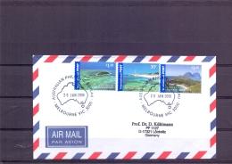 Australia - Islands - Melbourne 26/ 1/2008   (RM12496) - Géographie