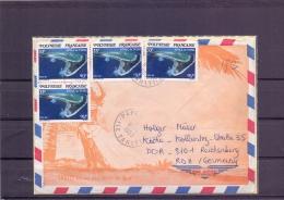 Polynesie Française - Atoll De Tupai -  Tahiti 1983     (RM12501) - Géographie