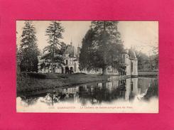 77 SEINE ET MARNE, DAMMARTIN, Le Château De Ste-Avoye (vu Du Parc), 1904 - Francia