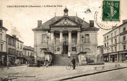 CHATEAUNEUF - L'HOTEL DE VILLE - Chateauneuf Sur Charente