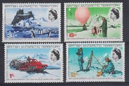 British Antarctic Territory 1969 25th Anniversary MNH(**) - British Antarctic Territory  (BAT)