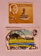 LESOTHO  1967-76  LOT# 1 - Lesotho (1966-...)