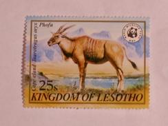 LESOTHO  1982  LOT# 2  ANIMAL - Lesotho (1966-...)
