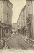 ROQUEBRUNE La Grand' Rue - Roquebrune-sur-Argens