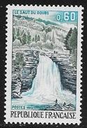 N° 1764   FRANCE  -  NEUF  -    SAUT DU DOUBS  -  1973 - Unused Stamps