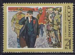 4015. Russia, USSR, 1977, Vladimir Lenin, MNH (**) Michel 4587 - 1923-1991 USSR
