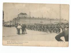 Entrée Des Troupes Allemandes A Amiens - Amiens