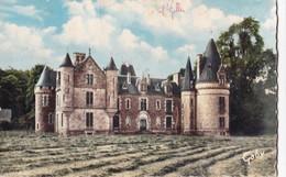 SAINT-GILLES-VIEUX-MARCHE. - Le Château De Quélennec. CPSM 9x14 - Saint-Gilles-Vieux-Marché