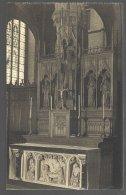 CPA Impr.-Librairie Joseph Willems,Aubel-Val  Dieu, Autel De St.Benoit. Non Circulé - Aubel