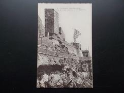 ANTIBES Tour Du Vieux Château Et Les Remparts Années 20 - Antibes
