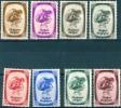 N° 488-495    XX - 1938 - Unclassified
