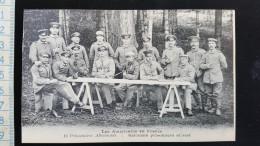 CPA D58 Verneuil Les Americains En France Prisonniers Allemands - Verdun