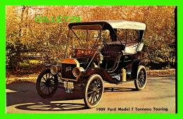 VOITURES DE TOURISME - 1909 FORD MODEL T  - PUBLICITÉ DE SIROIS AUTOMOBILES LTÉE DE TROIS-RIVIÈRES - CIRCULÉ EN 1971 - Voitures De Tourisme